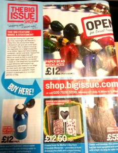 Big Issue Shop